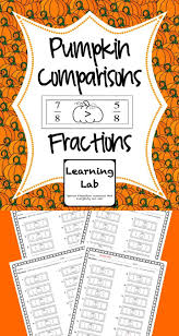 great for math in october fall or for halloween pumpkin themed