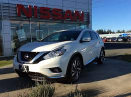 2017 nissan murano platinum black vehicle inventory north island nissan in campbell river