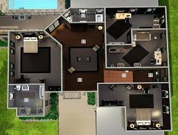 family house plans modern house floor plans family plan housemodern pritchett
