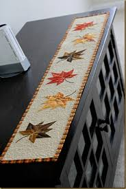 free fall applique patterns fall applique leaves and tutorials