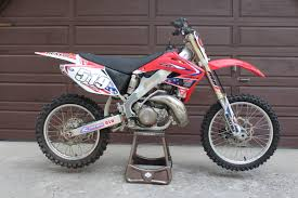 motocross push bike cr 250 or rm 250 moto related motocross forums message