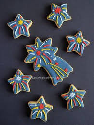 New Year Decorated Cookies by Lilaloa New Year U0027s Eve Cookies Cookies Tutorials Pinterest