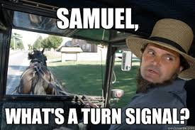 Drinking And Driving Memes - the amish teen arrested for dui driving with friends on hood of