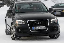 audi q5 supercharged scoop audi working on a mild facelift for the q5 crossover gets