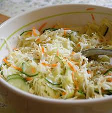 comment cuisiner du chou blanc recette japonaise salade de chou blanc à la japonaise