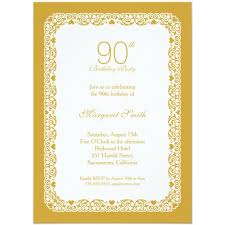 90 year old birthday invitations images invitation design ideas