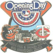 baltimore orioles opening day pins crw flags store in glen