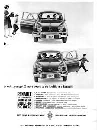 renault dauphine renault dauphine rally cars and a marque website
