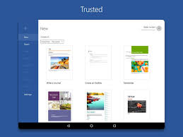 microsoft word u2013 android apps on google play