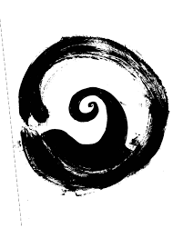 japanese calligraphy enso symbol symbols and universe