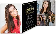 tri fold graduation announcements tri fold graduation party invitations shutterfly
