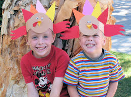 easy thanksgiving decorations for kids