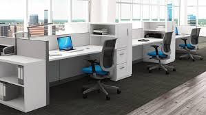 Steelcase Computer Desk Kick Multi Functional Office Workstations Steelcase