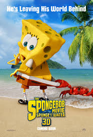 the spongebob movie sponge out of water western animation tv