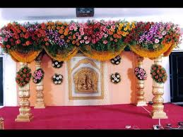 marriage decoration pelli mandapam marriage decorations vedika stage