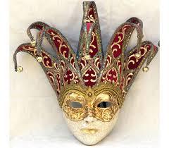 jester mask joker mask jester masquerade mask venetian mask