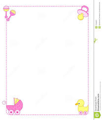 5 best images of free printable baby shower clip art baby shower
