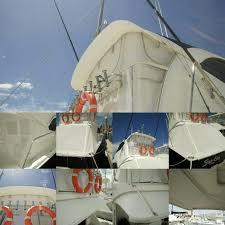 Rear Awning Marine Days Road Automarine Upholstery