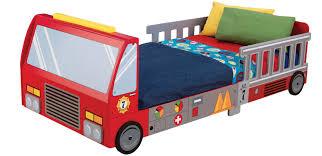 toddler car kidkraft firefighter toddler car bed u0026 reviews wayfair
