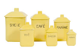 28 vintage style kitchen canisters retro mid century
