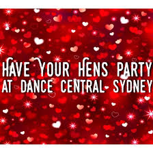 have your hens party at dance central dance central sydney