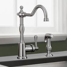 kitchen faucets danze danze d401557ss opulence kitchen faucet