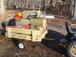 homemade garden tractor equipment garage workshop pinterest