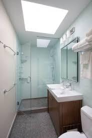 small modern bathroom design of black modern small bathroom