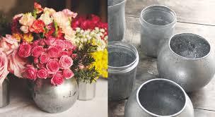 idee deco pour grand vase en verre un vase déco en verre mercurisé prima