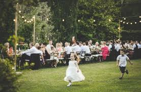 Wedding In The Backyard A Magical Wedding In The Vineyards Of Borgo Casa Al Vento Wechianti