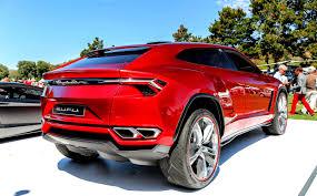 lamborghini urus lamborghini urus suv concept sport car design