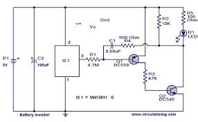 basic electronics projects circuit diagram circuit and