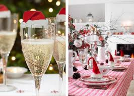 christmas tables decorations christmas table decoration 60 original ideas and lots of festive