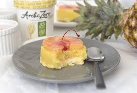 frozen pineapple upside down cake recipe
