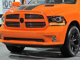 dodge truck package 2017 ram 1500 ignition orange sport review pickuptrucks