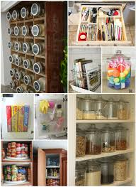 Glass Canisters Kitchen Cabinets U0026 Drawer Collage Picture Of Kitchen Organization Tips