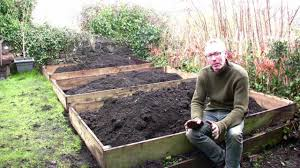 The Best Way To Build by February On Peter U0027s Plot The Easiest Way To Build Raised Beds