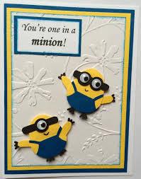 minion birthday cards online best 20 minion card ideas on