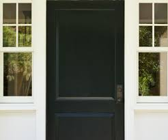 feng shui colors for a facing front door
