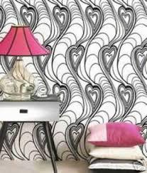 decorative wallpaper for home diamonds wall stencil decorative