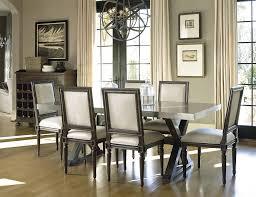 universal curated 7 piece dining set stoney creek furniture