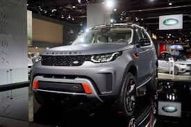 land rover explorer land rover discovery svx makes suv more off road capable