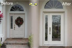 Exterior Door With Side Lights Exterior Door With Side Lights G4573 4