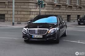 mercedes maybach 2016 mercedes maybach s600 31 october 2016 autogespot