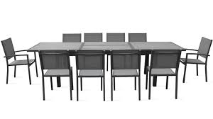 Table Extensible by Salon De Jardin Table Extensible Cabanes And Co