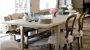 shabby chic dining rooms ideas youtube