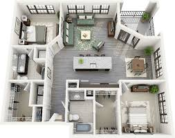 apartment layout ideas best 25 2 bedroom floor plans ideas on small house