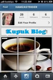 cara membuat instagram grid cara membuat instagram grid dengan trik mudah