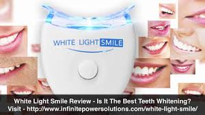 how to use teeth whitening kit with light white light smile review top teeth whitening led technology youtube