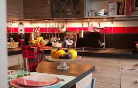 set de cuisine retro table de cuisine amnagement de cuisine en ides